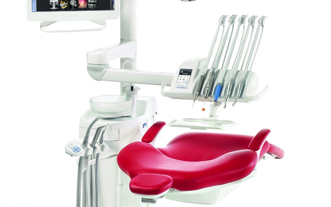 Zubní souprava Planmeca Compact i Touch – výjimečná kvalita a ergonomický design