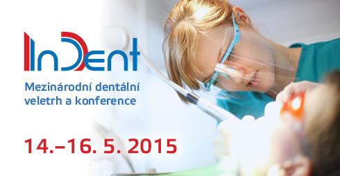 Konference InDent 2015 – exkluzivní program v sekci pro zubní techniky
