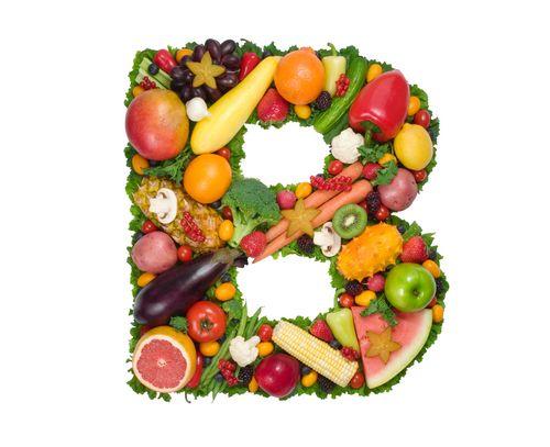 Nedostatek vitamínu B